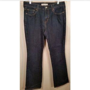 LEVIS Dark Wash Jeans boot cut  505 10